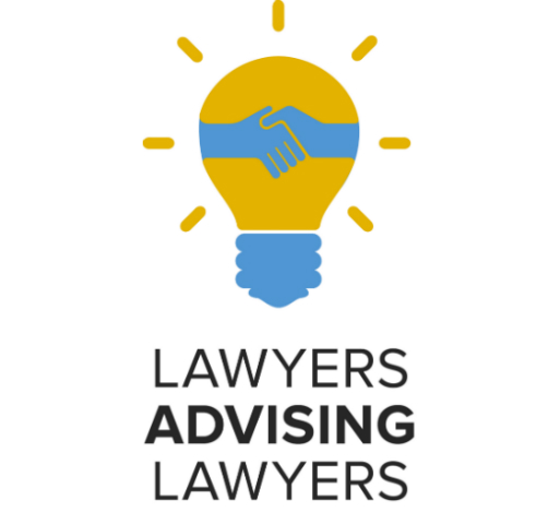 Lawyers Advising Lawyers logo