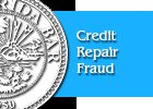 Pamphlet Credit Repair Fraud