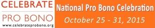 National Probono Celebration 2015