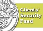 Clients' Security Fund