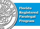 Pamphlet Florida Registered Paralegal Program