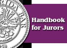 Pamphlet Handbook for Jurors