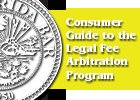 Pamphlet Legal fee arbitration