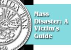 Pamphlet Mass disaster victims