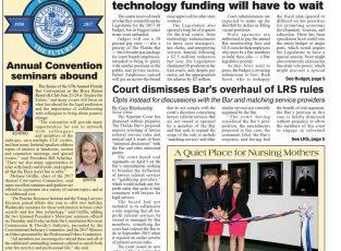 Florida Bar News June 1 2017