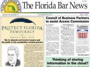 The Florida Bar News July 1