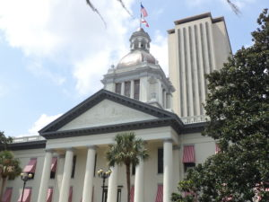 Florida Capitol side