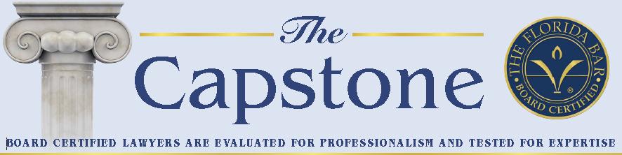 Capstone Certification Newsletter Banner