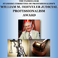 Professionalism Hoeveler Award