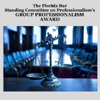 Professionalism Group Award