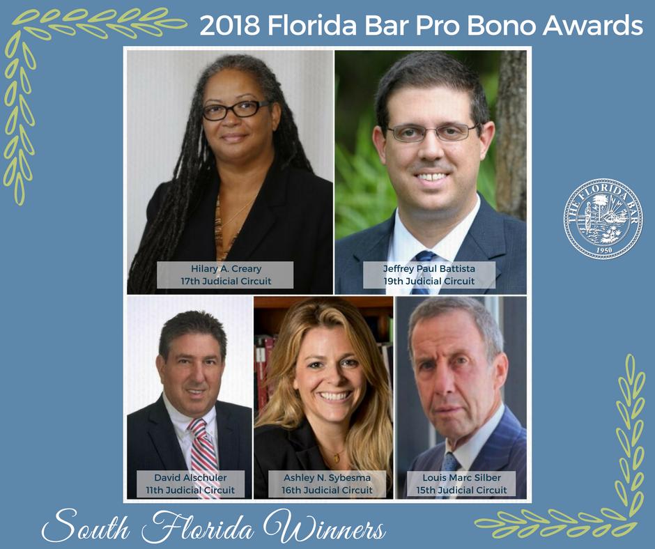 2018 Pro Bono South Florida