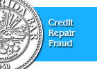 Credit Repair Fraud