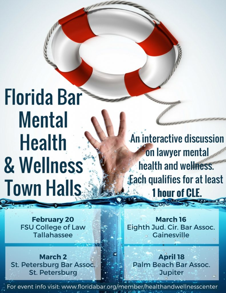 Mental Health All Town Halls