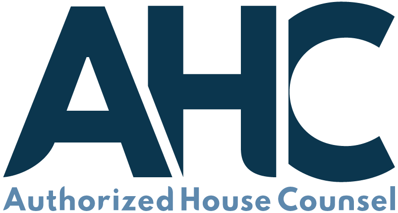 Authorized House Counsel