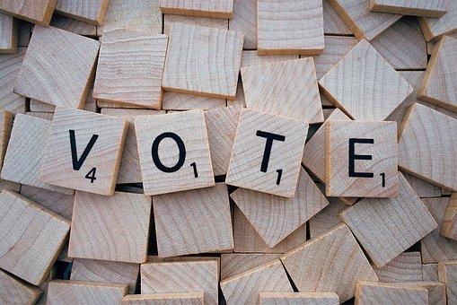 Vote tiles