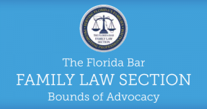 Family Law Section Bounds Advocacy