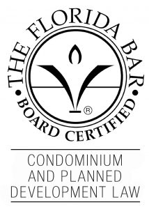 Condominium and Planned Development Logo