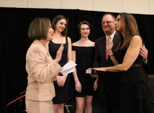 Michelle Suskauer Sworn in as President of The Florida Bar