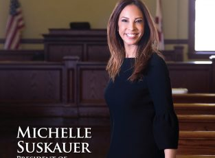 Journal Cover July/August 2018 - Michelle Suskauer President of The Florida Bar