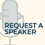 Request a speaker