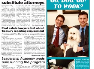 The Florida Bar News July 15, 2018 Cover