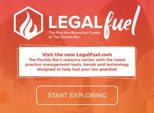 LegalFuel Pop Up for Desktop