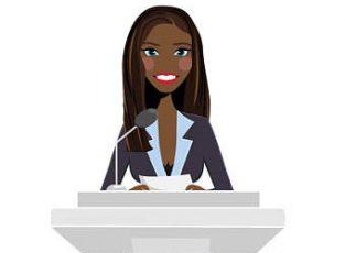 podium speaker