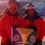 Cert Flag Mt. Renier