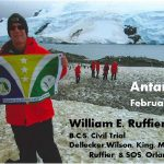 William Ruffier - Antarctica - 2018
