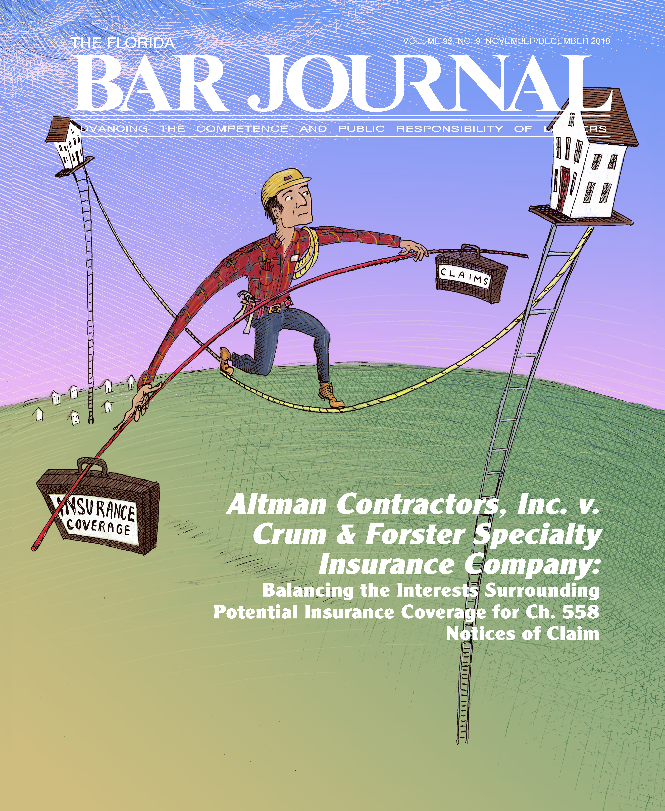Nov. 2018 Issue of The Florida Bar Journal