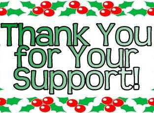 Speak thanks - December