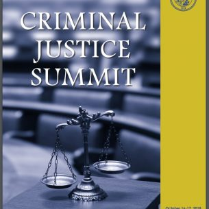 Check Out The Newly Updated Criminal Justice Summit Page Now With Videos