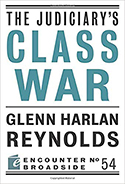 Cover image of The Judiciary's Class War