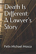 Cover image of Death Is Different: A Lawyer's Story