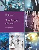 Photo of book cover: The Future of Law