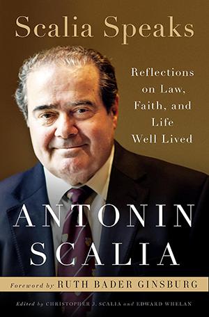 Photo cover of Scalia Speaks