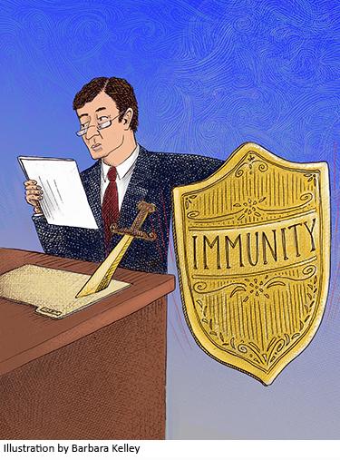 Litigation Privilege Immunity For Presuit Communications