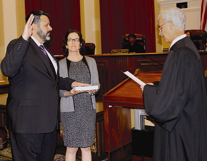 Tomasino sworn in as Suprme Court clerk – The Florida Bar