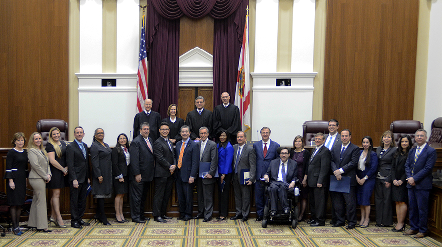The Florida Bar Presidents Pro Bono Service Awards The Florida Bar