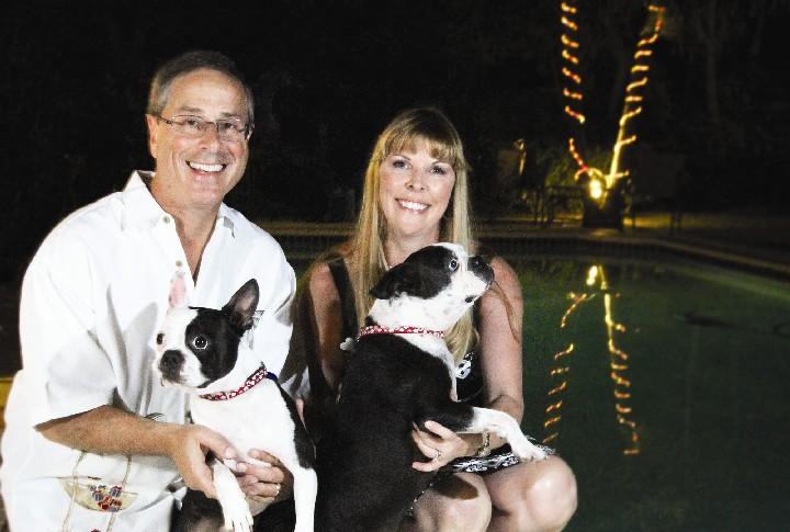 Attorney Couple Raise Money For Boston Terrier Rescue Of Florida