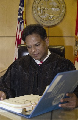 Judge Majeed