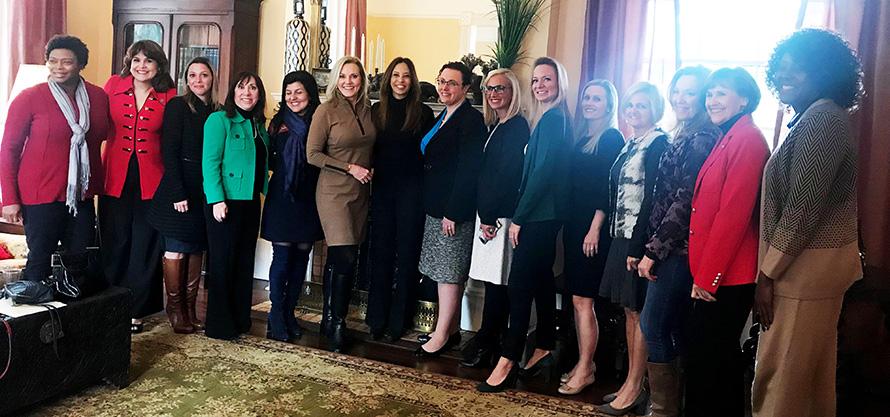 Women's Caucus of the Florida Legislature meeting