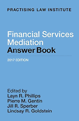 Photo of Financial Services Mediation Answer Book