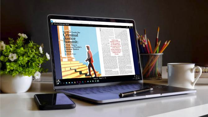 The Florida Bar Journal Digital Edition – January | February 2019