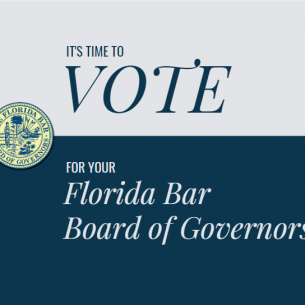 Vote for Board of Governors and Young Lawyers Board of Governors
