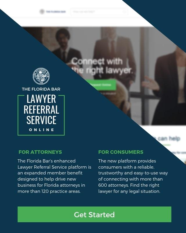 Lawyer Referral Service Online