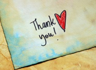 thank you - feb. speakers