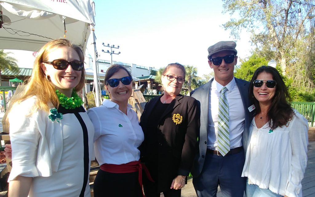 St. Patrick's Day event raises money for St. Johns County Legal Aid