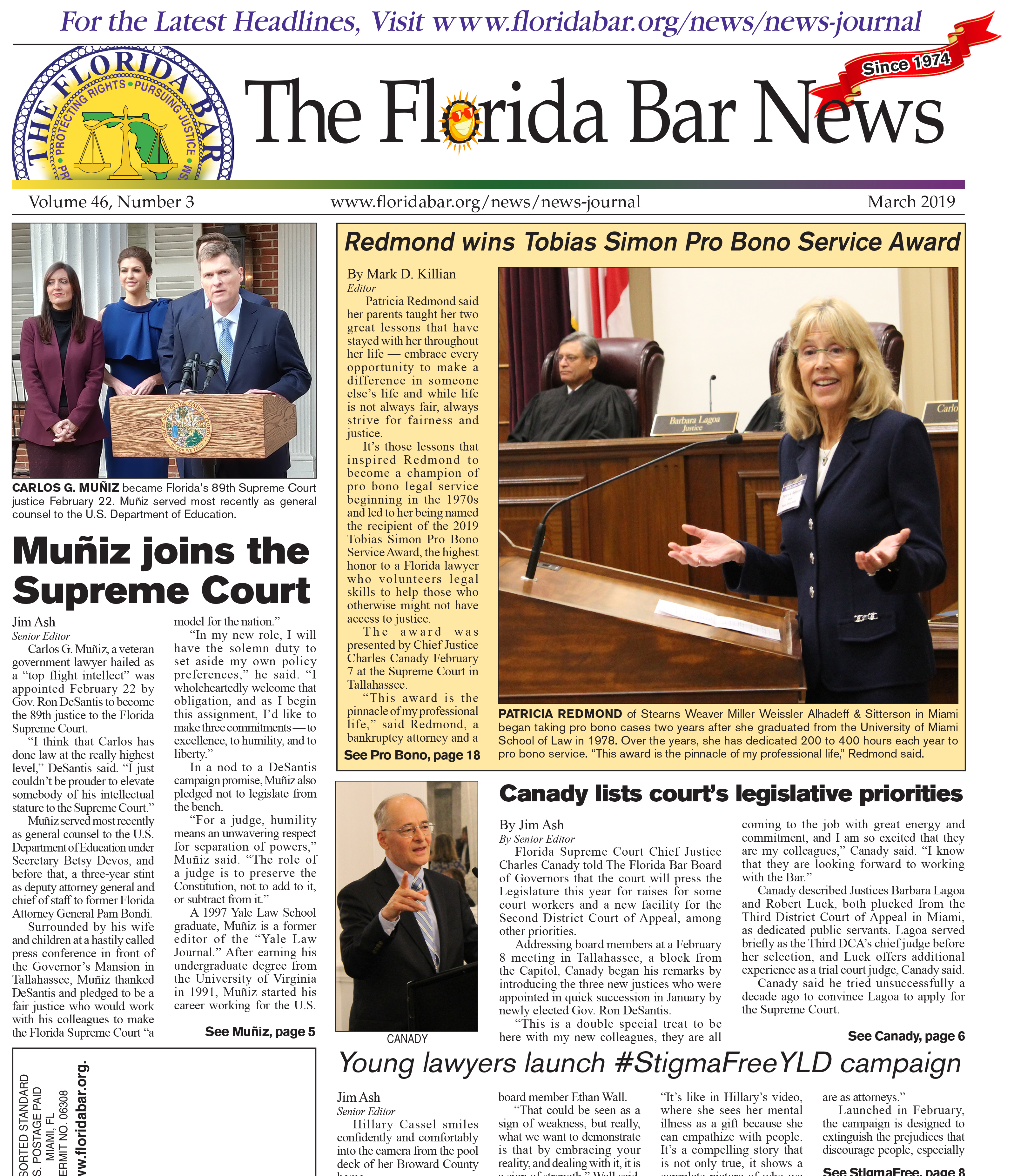 The Florida Bar News March 2019