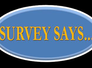 Bar survey - SB